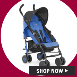 CHICCO Echo Baby Stroller Complete Marine
